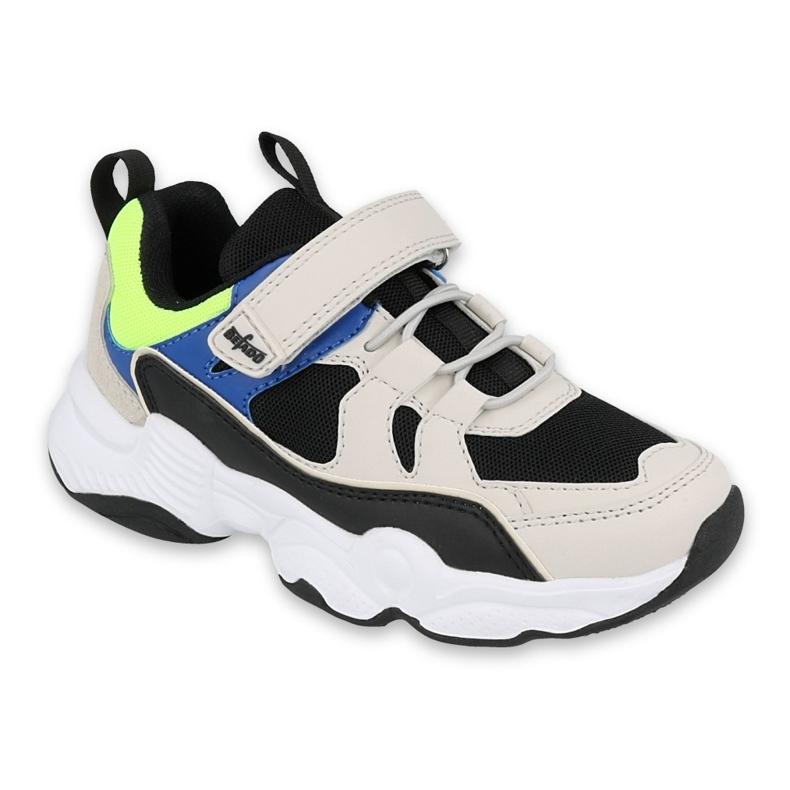 Calçados infantis Befado 516X067 bege preto