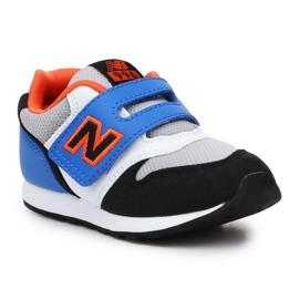 Sapatos New Balance Jr IZ996MBO azul marinho