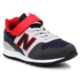 Sapatos New Balance Jr YV996MNR preto azul marinho
