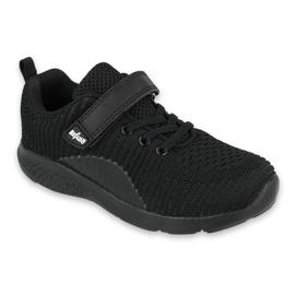 Sapatos juvenis Befado 516Q084 preto