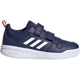 Sapatos Adidas Tensaur C Jr S24050 azul marinho