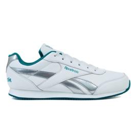 Reebok Royal Cljog 2 Jr EH0865 branco azul