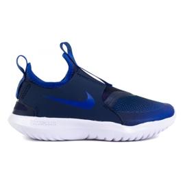 Tênis Nike Flex Runner (PS) Jr AT4663-407 azul marinho azul