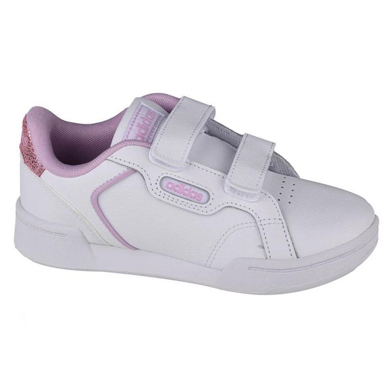 Sapatos Adidas Roguera K FY9280 branco multicolorido