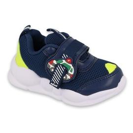 Calçados infantis Befado 516P094 azul marinho