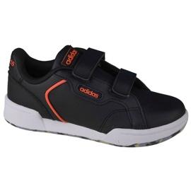Sapatos Adidas Roguera K FY9282 branco preto