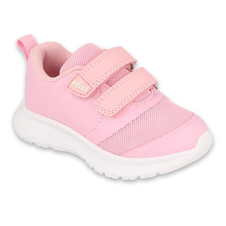 Calçados infantis Befado 516P085 rosa
