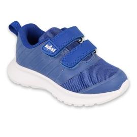 Calçados infantis Befado 516P088 azul