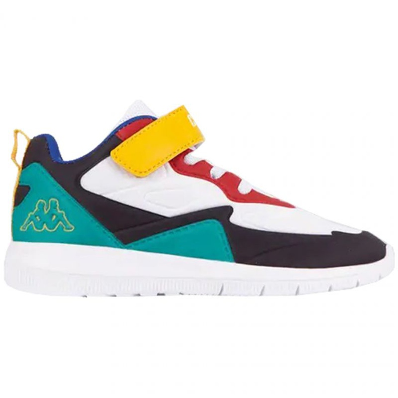 Sapatos Kappa Durban Pr K 260894PRK 1017 branco azul