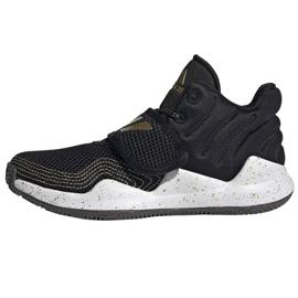 Sapatos adidas Deep Threat Primeblue C Jr GZ0111 branco preto