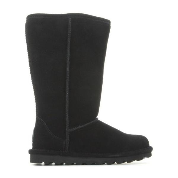 Sapatos BearPaw Elle Tall Jr 1963W-011 pretos azul marinho