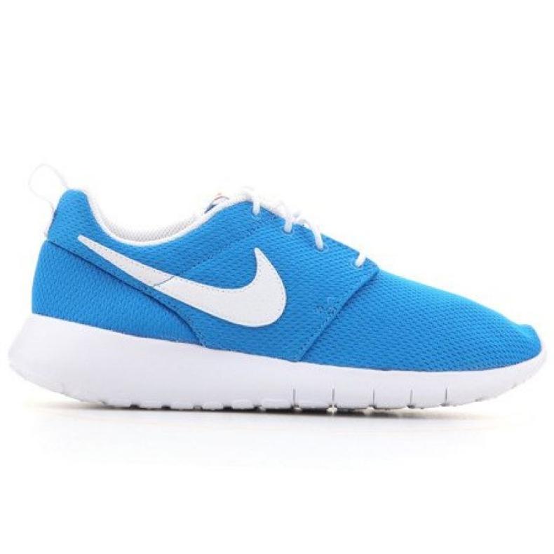 Tênis Nike Roshe One (GS) Jr 599728-422 preto azul