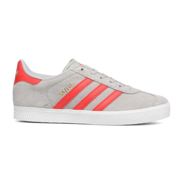 Sapatos Adidas Gazelle J Jr BB2505 cinza