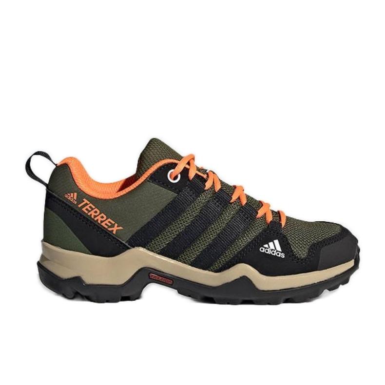 Sapatos Adidas Terrex Ax2r K FX4185 preto verde