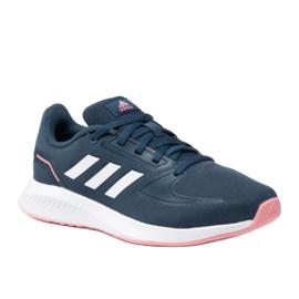 Sapatos Adidas Funfaclon 2.0 K GZ7419 vermelho azul marinho
