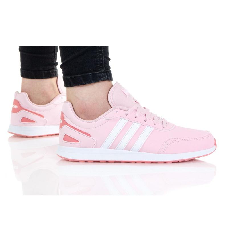 Sapatos Adidas Vs Switch 3 K FY7260 preto rosa