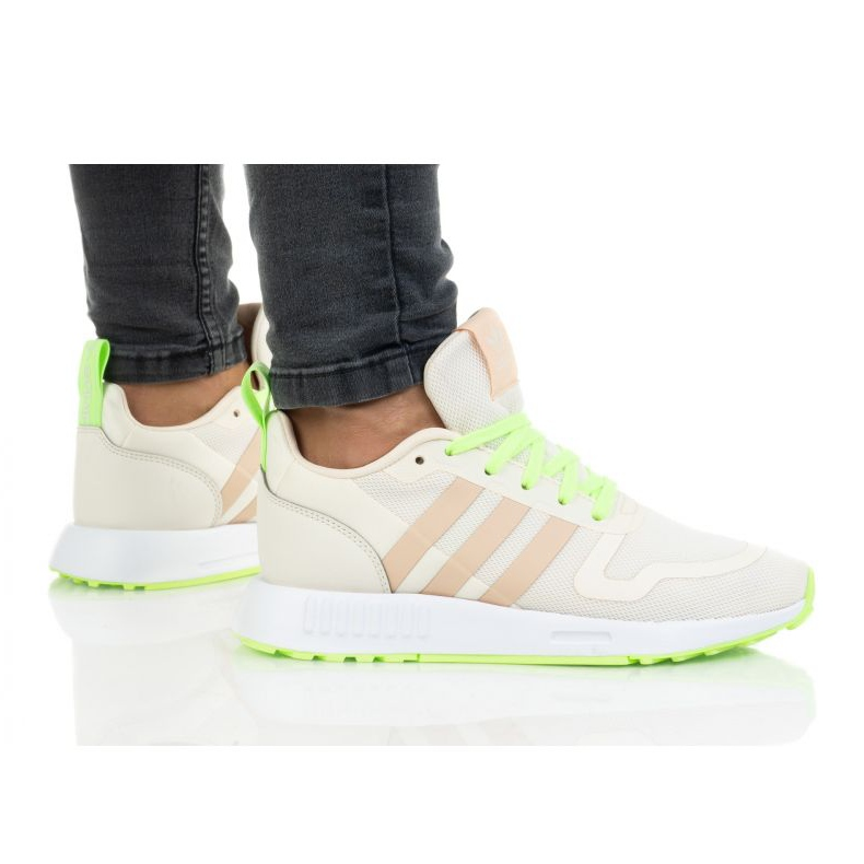 Sapatos Adidas Multix Jr Q47132 branco azul