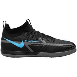 Chuteiras Nike Phantom GT2 Academy Df Ic Jr DC0815 004 preto preto