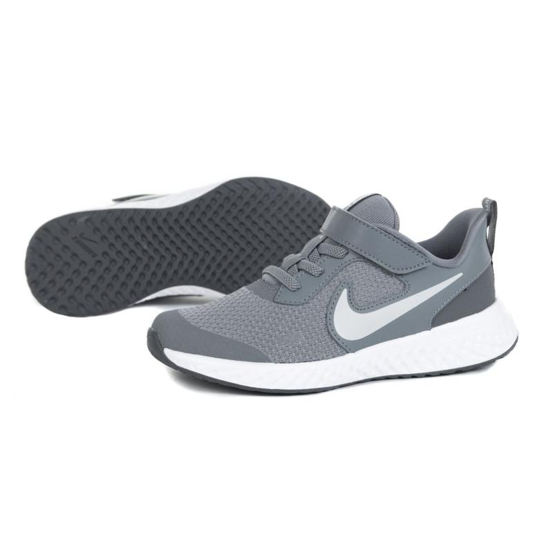 Sapato Nike Revolution 5 Psv Jr BQ5672-004 preto