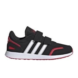 Sapatos Adidas Vs Switch 3 C Jr FW3984 preto vermelho
