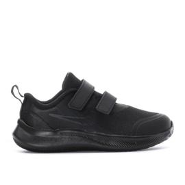 Tênis Nike Star Runner 3 (TDV) Jr DA2778-001 preto