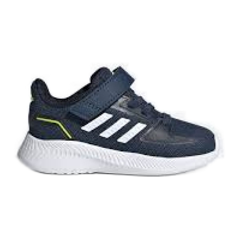 Tênis Adidas Runfalcon 2.0 K FZ0096 azul marinho azul