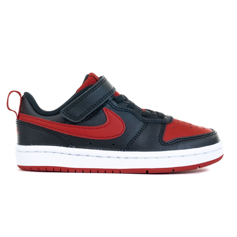 Sapatos Nike Court Borough Low 2 (PSV) Jr BQ5451-007 preto azul