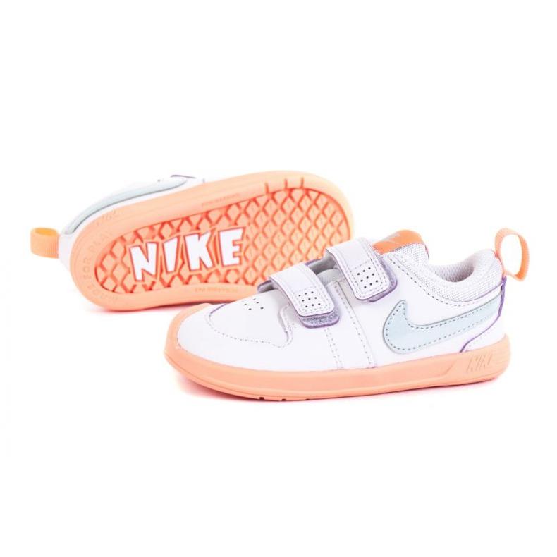 Sapato Nike Pico 5 (TDV) Jr AR4162-504 branco