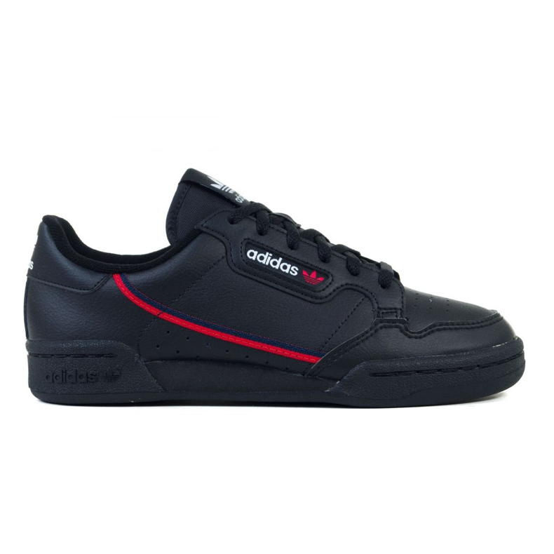 Sapatos Adidas Continental Jr F99786 preto