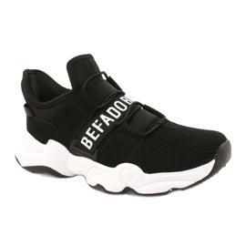 Sapatos juvenis Befado 516Q066 preto