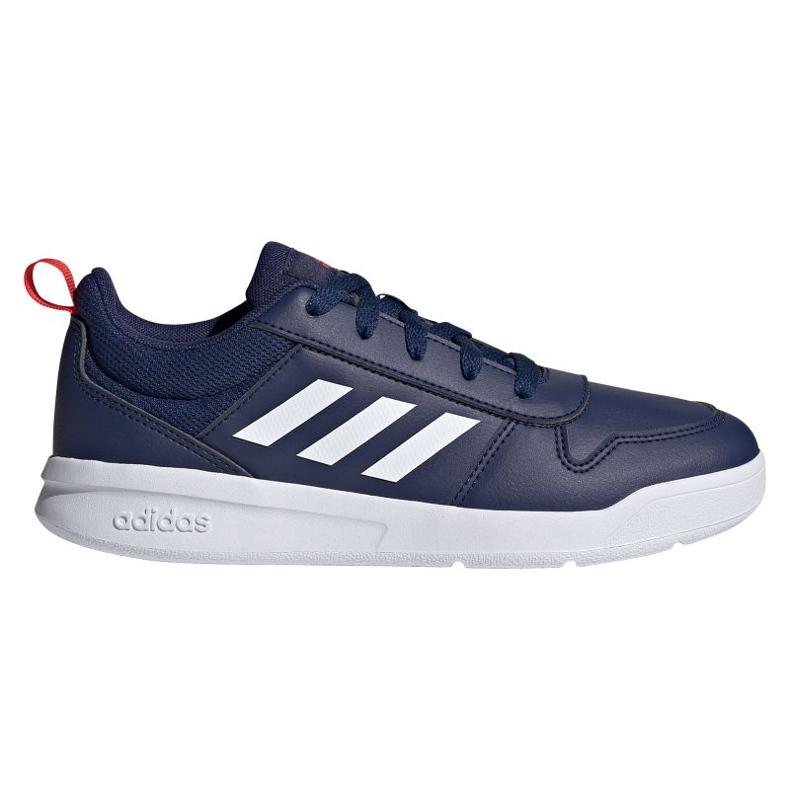 Sapatos Adidas Tensaur Jr S24035 azul marinho