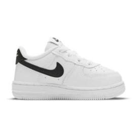 Nike Force 1 Inf Jr CZ1691-100 branco preto