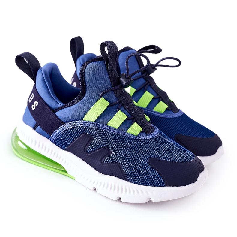 Sapatilhas de desporto infantil ABCKIDS azul