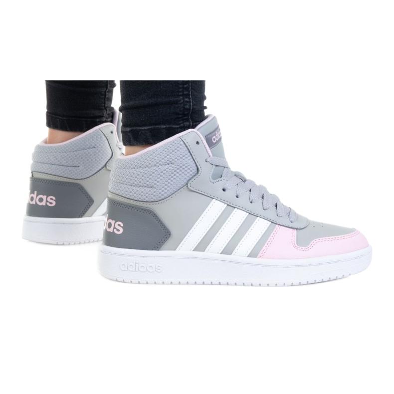 Sapatos Adidas Hoops Mid 2.0 K GZ7772 preto