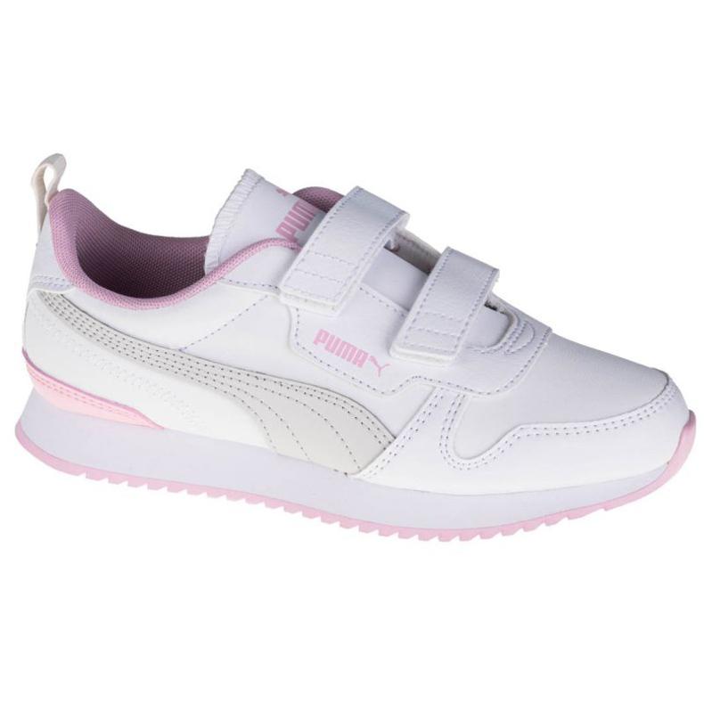 Puma R78 Sl V Ps Jr 374429-04 branco rosa