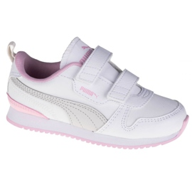 Puma R78 Sl V Bebês Jr 374430-04 branco