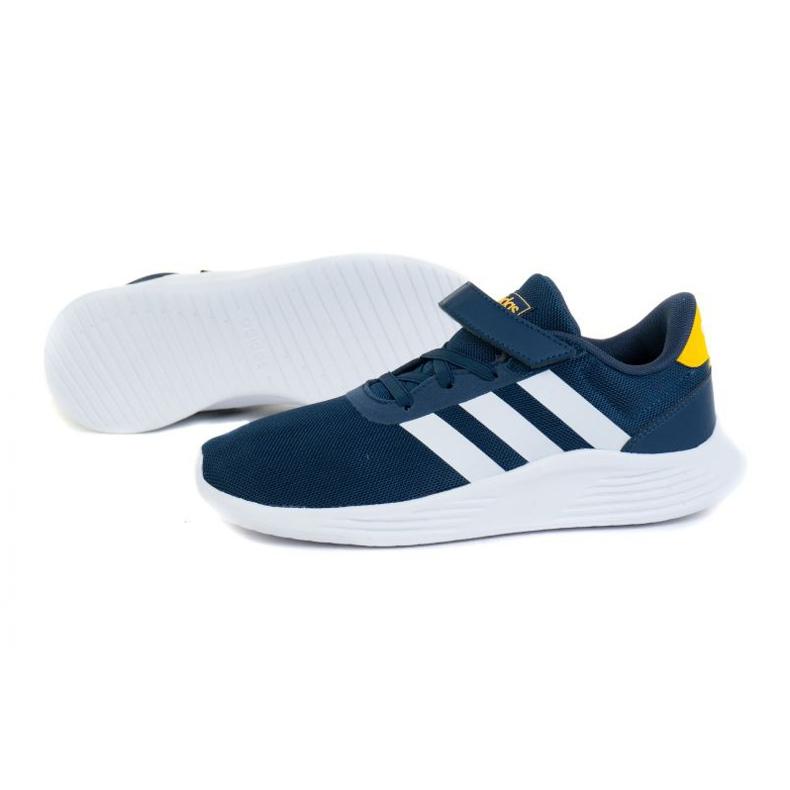Tênis Adidas Lite Racer 2.0 C Jr GW4823 azul marinho