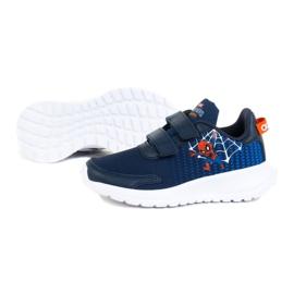 Adidas Tensaur Run C H01705 azul marinho rosa
