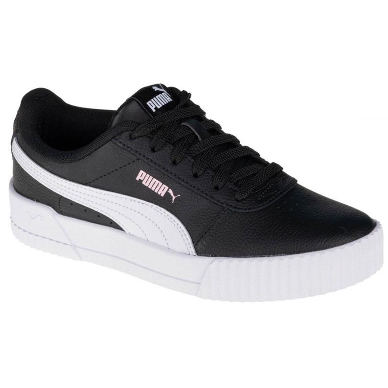 Sapatos Puma Carina L Jr 370677-14 preto