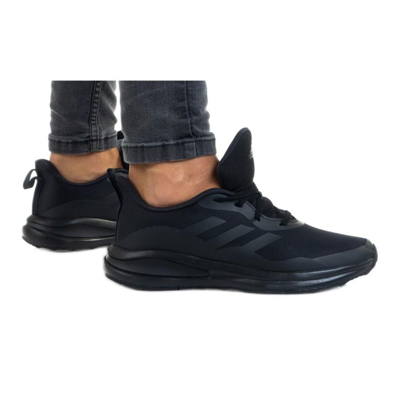 Sapatos Adidas Fortarun K GZ0200 preto