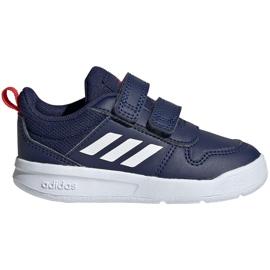 Sapatos Adidas Tensaur I Jr S24053 azul marinho
