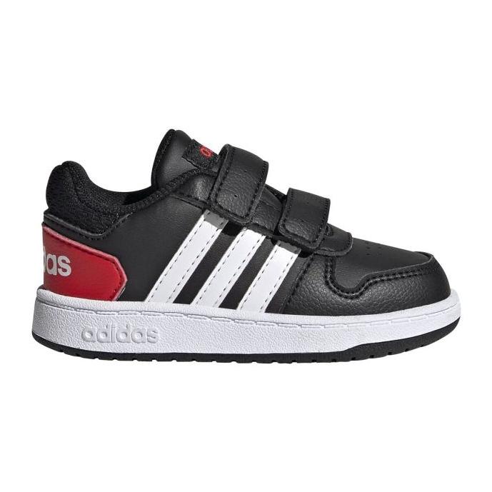 Adidas Hoops 2.0 Cmf I Jr FY9444 preto