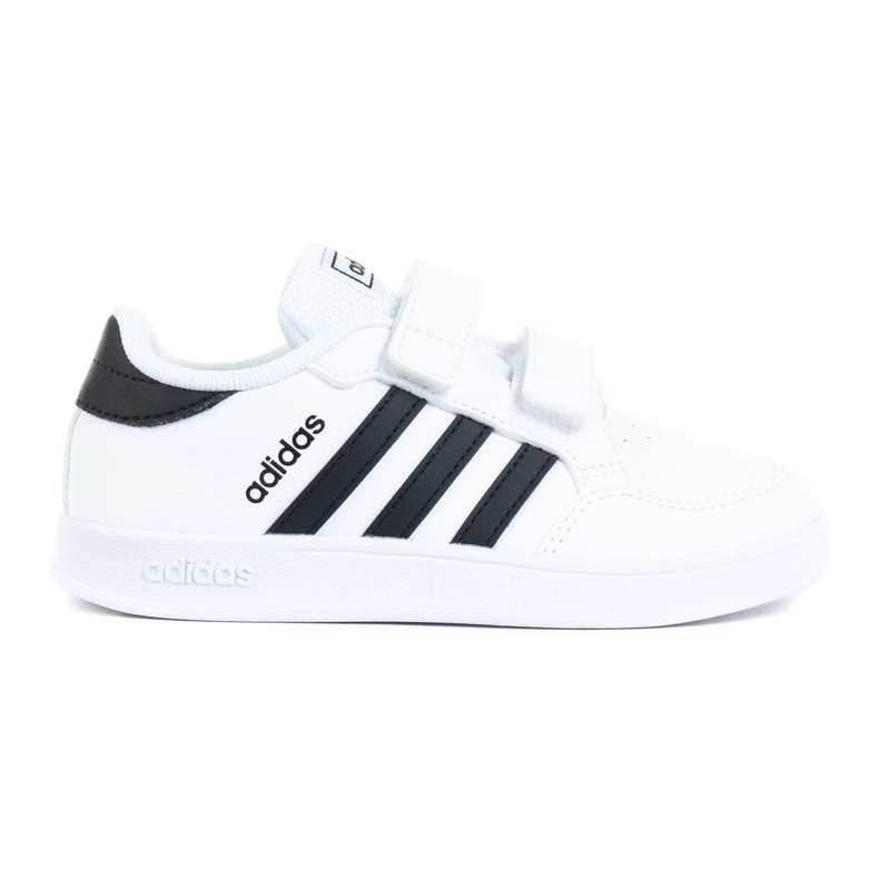 Sapatos Adidas Breaknet I Jr FZ0090 branco