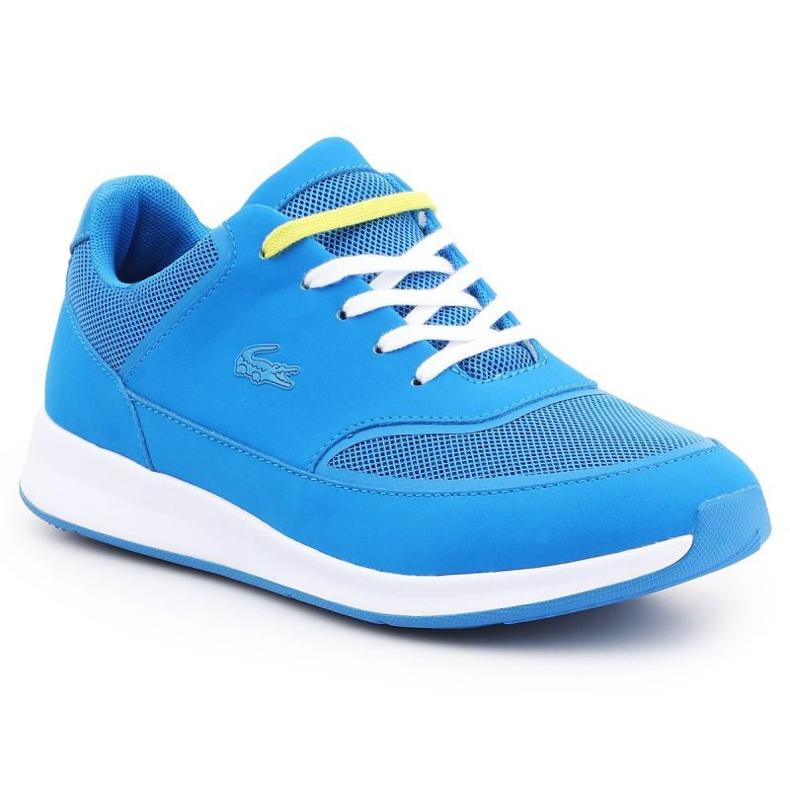 Lacoste Chaumont Lace 217 Jr 7-33SPW1022125 preto azul