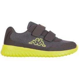 Sapatos Kappa Cracker Ii Bc Jr 260687K 1633 preto