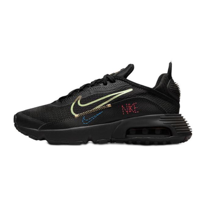 Sapata Nike Air Max 2090 Gs Jr DN7999-001 branco preto