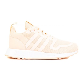 Sapatos Adidas Multix Jr Q47136 branco rosa