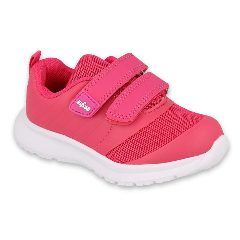 Calçados infantis Befado 516P086 rosa