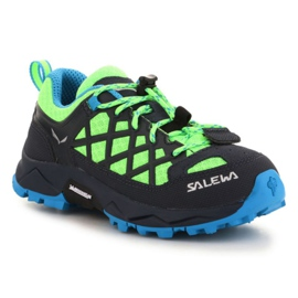 Alpinus Sapatos de trekking Salewa Wildfire Jr 64007-5810 preto
