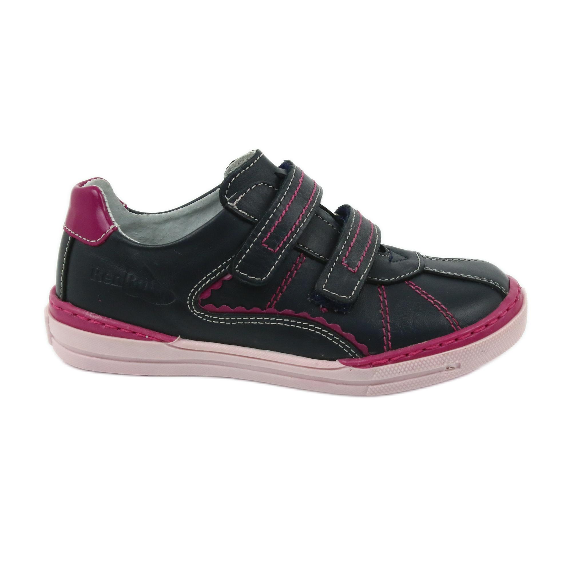 Ren But Botas Sapatos infantis Ren Mas 3193 azul marinho